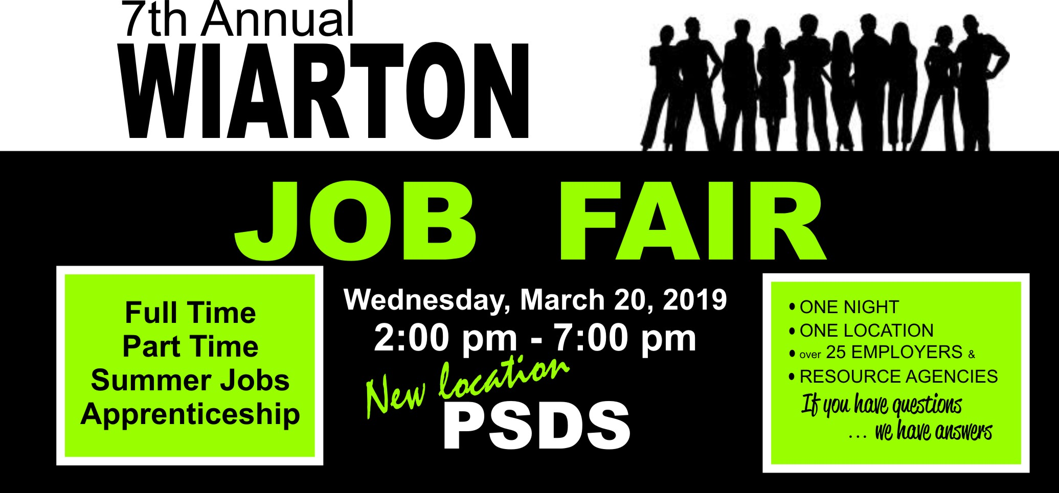 7th Annual Wiarton Job Fair